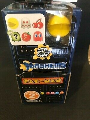 6X Mashems-Fashems NEW ARRIVAL series 2-PACMAN one character per blind capsule