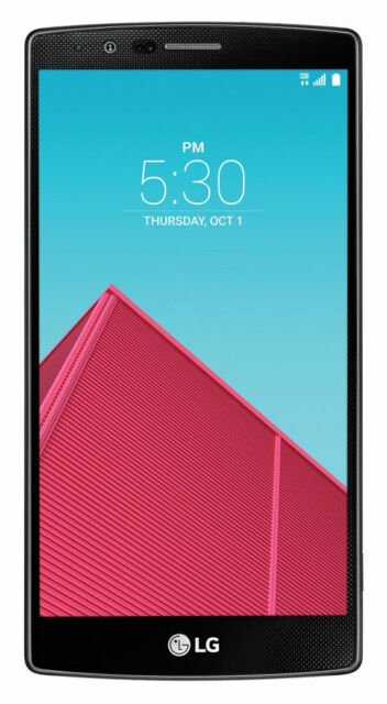 LG G4 US991 - 32GB - Genuine Leather Black (Unlocked) Smartphone