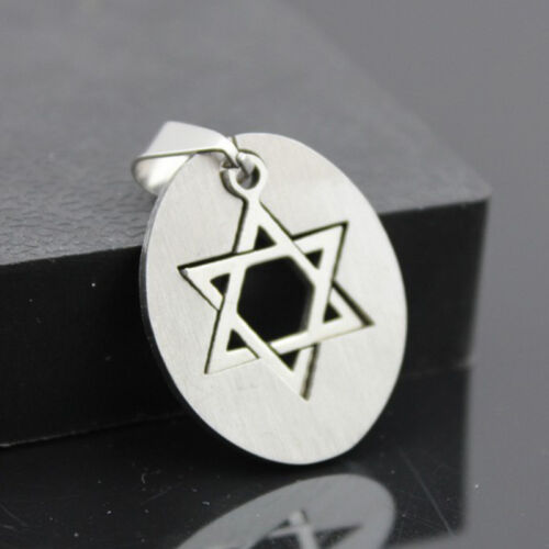 2pcs fashion new separable nice stainless steel unicursal hexagram 2pcs fashion new separable nice stainless steel unicursal hexagram pendant gift mozeypictures Images
