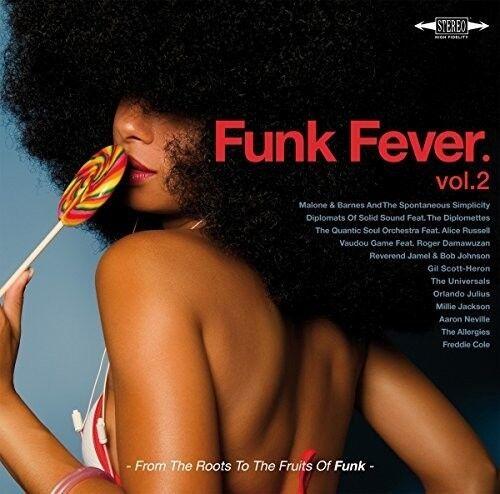 Various Artists - Funk Fever 2 / Various [New Vinyl] France - Import