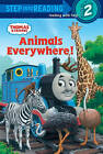 Animals Everywhere! by Reverend Wilbert Vere Awdry (Paperback / softback)