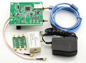 USB-0-1MHz-550MHz-NWT500-Sweep-analyzer-attenuator-SWR-bridge-SMA-Cable