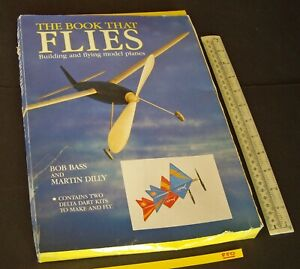 The Book That Flies. Building & Flying Model Planes 1993 1st Ed. Complete Unused
