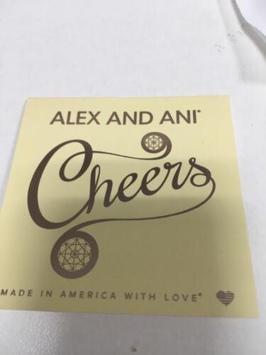 Alex /& Ani Cheers Set of 3 SG A16HS02SR