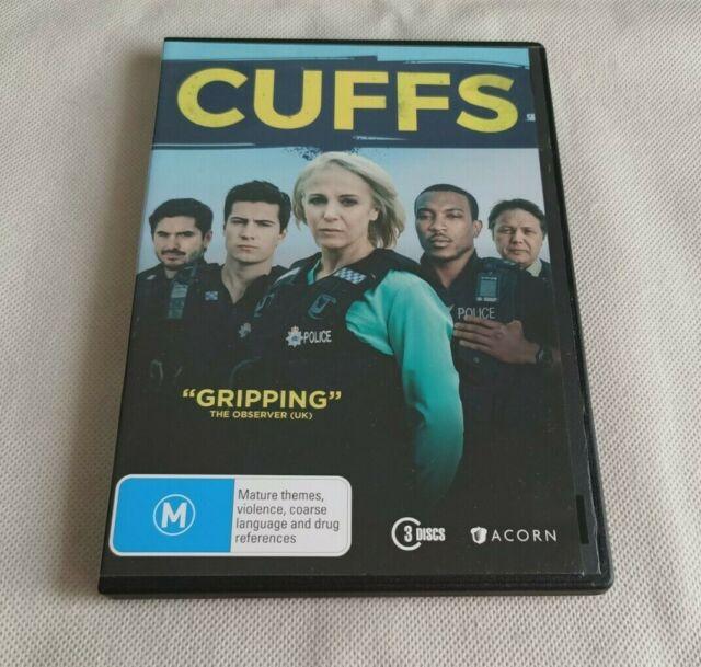 Cuffs Series 1 DVD