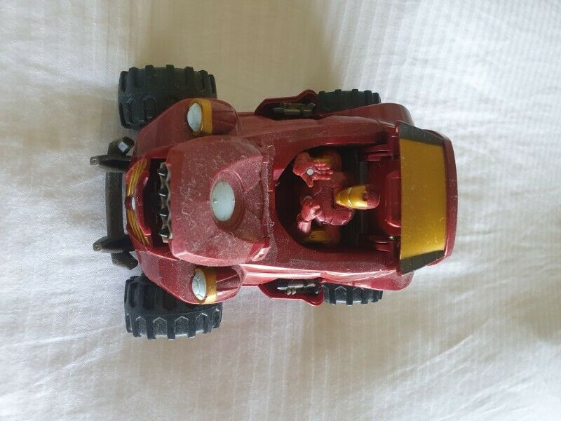 Ironman and Power Ranger toys for sale
