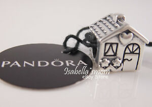 2cf2465cc Image is loading HOME-SWEET-HOME-Authentic-PANDORA-Silver-HOUSE-FAMILY-