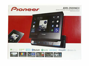 Pioneer-AVH-3500-1-DIN-7-034-Flip-Out-Touchscreen-In-Dash-DVD-Receiver-w-Bluetooth