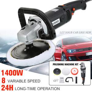 8-Variable-Speeds-1400w-Car-Polisher-Sander-Buffer-Polishing-Machine-Waxer-Tool