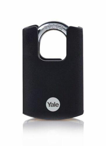 YALE BRASS PADLOCK CLOSED SHACKLE 40MM Y121B//40//125//1 BRAND NEW
