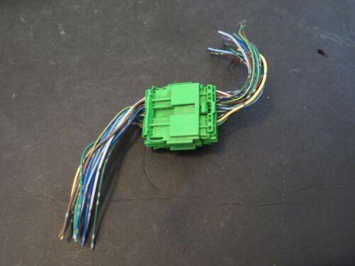 96-00 Honda Civic ECU Service Connector Plugs OBD2 P2E P2P P75 EK SOHC DOHC VTEC