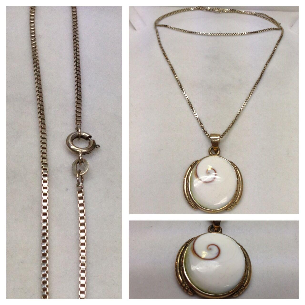 Magnifique Venezia chaîne 925 silver chaîne en silver chaîne pendentif