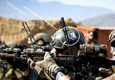 KANDAHAR WHACKER© KILLER ELITE JSOC ARMY 5TH SFG SKULL/CROSS BONE burdock SSI