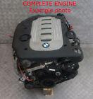 BMW 3 SERIES E90 E91 E92 335d Bare Engine M57N2 306D5 286HP 173k miles WARRANTY