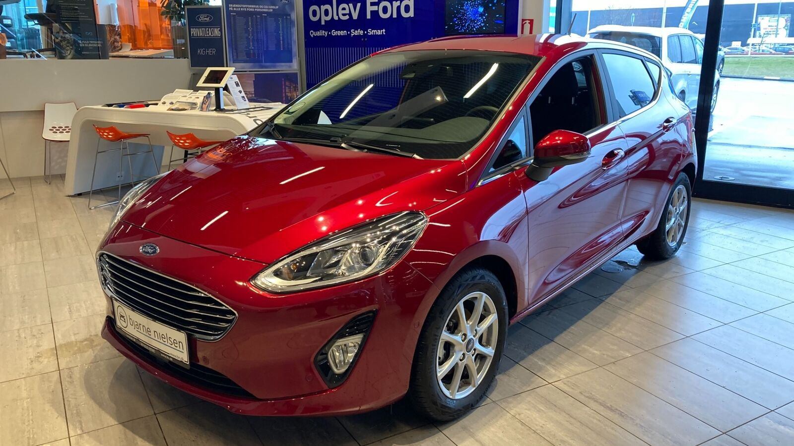Ford Fiesta Billede 5