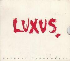 Herbert Grönemeyer Luxus-CD-Sonderset (1991; 13 tracks) [CD]
