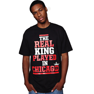 Highshine-Real-King-T-Shirt-Nba-Jordan-Trikot-Basketball-Michael-Lebron-James