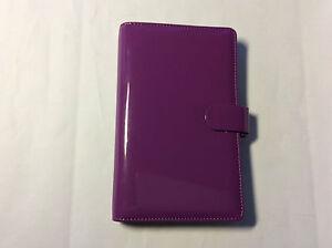 Filofax-Compact-Patent-Purple