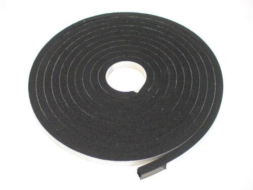 Zellkautschuk Vorlegeband  Klebeband Dichtung 5mx8x10mm LBAW