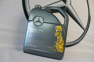 Details about 5 L Genuine Mercedes-Benz 5W40 Fully Synthetic Petrol Engine  Oil 229 5 NEW