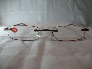 InSight-Espresso-Rimless-Reading-Glasses-1-00-1-25-1-50-1-75-2-00-2-25-2-50-2-75
