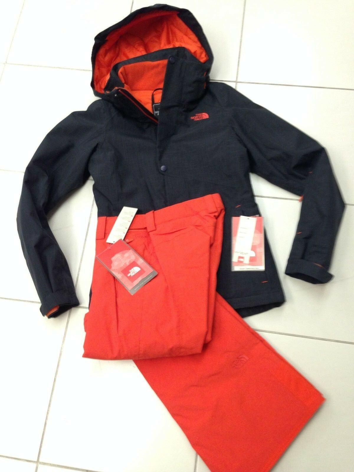 COMPLETO SCI THE NORTH FACE women tg. XSMALL