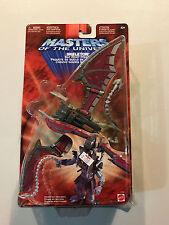 Masters of the Universe Skeletor Bat Flight-Pak 2002 Mattel Brand New sealed