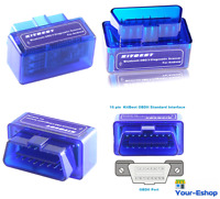 Obd Ii Obdii Obd2 Bluetooth Scanner Code Reader Auto Diagnostic Tool Torque Pro