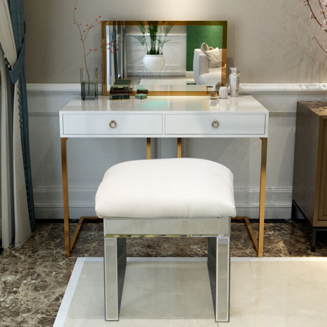 Dressing Table Chair Stool Mirror