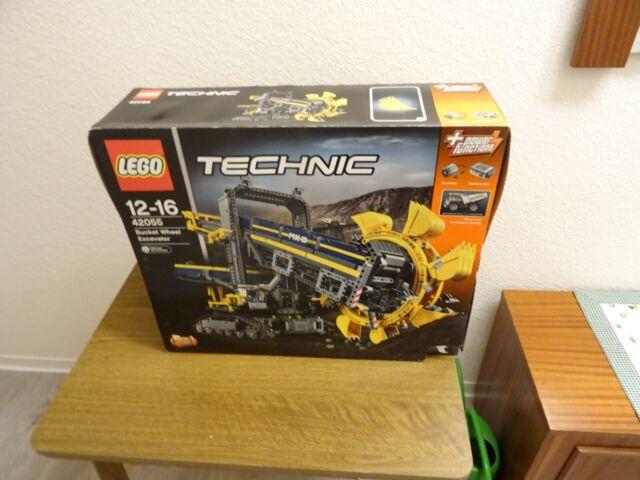 LEGO Technic Schaufelradbagger (42055) günstig kaufen | eBay