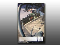 Collectable 2012 Verde Bmx Bicycle, Product Catalog Featuring Full Bike Line