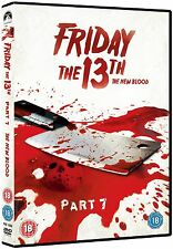 Friday The 13th - Part 7  The New Blood (DVD, 2009)  Lar Parc-Lincoln, Kevin New