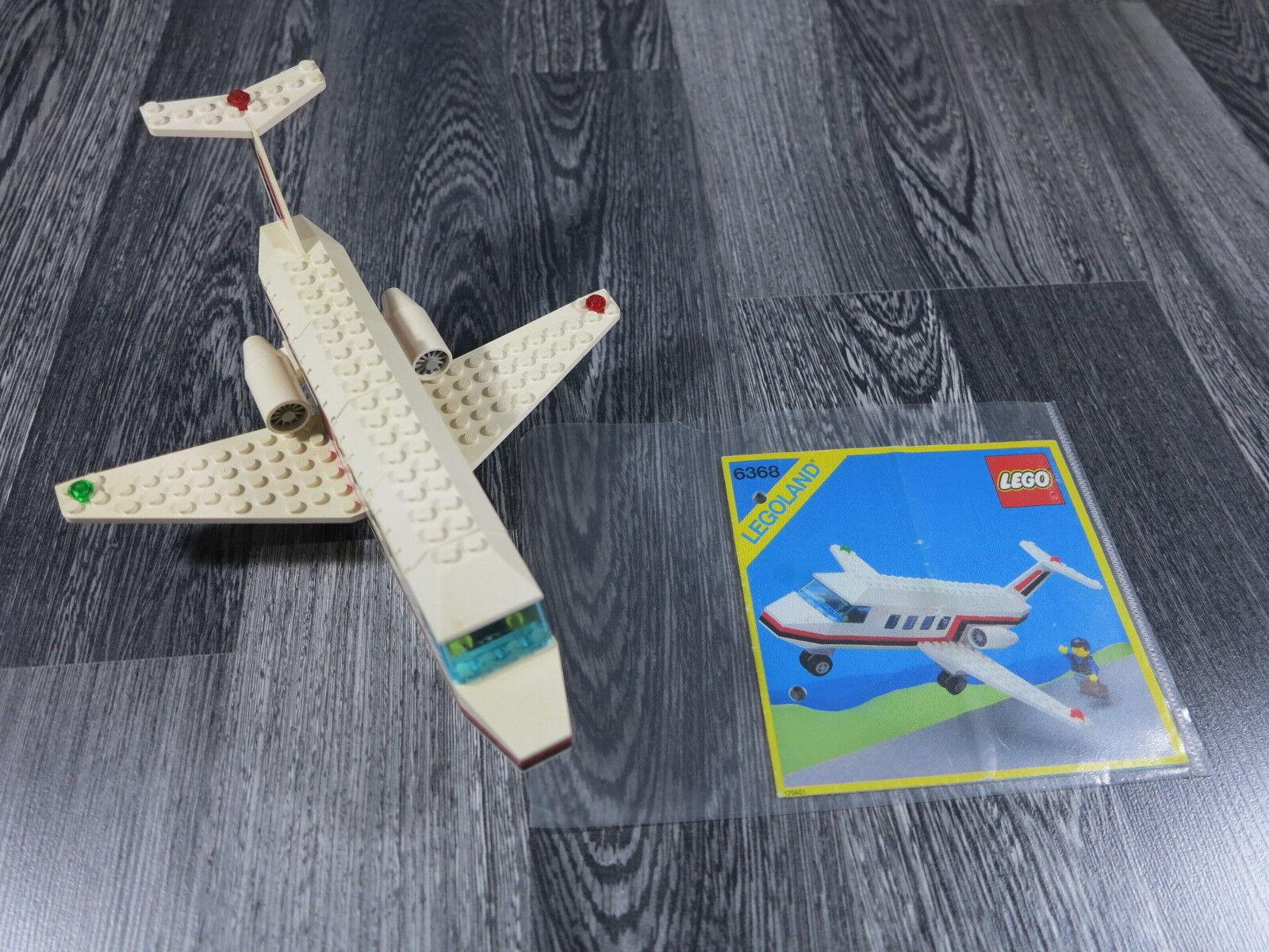 LEGO CITY 6368 Jet Airline Flugzeug mit Bauanleitung    Hohe Qualität und geringer Aufwand