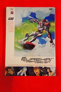 Eureka-Seven-volume-3-Episodi-11-a-15-DVD-MANGA-VOSTF-VF-NUOVO-IMBALLATO