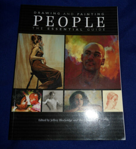 1 of 1 - Drawing and Painting People: The Essential Guide (Paperback, 2007)