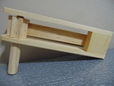 Wooden Noisemaker Grogger Matraca Ratchet Sports Loud 105 Medium 1 Ebay
