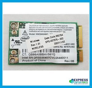 Modulo-de-Wi-Fi-Hp-Compaq-6720s-6510b-Pavilion-DV6500-Wi-Fi-Module-407575-002