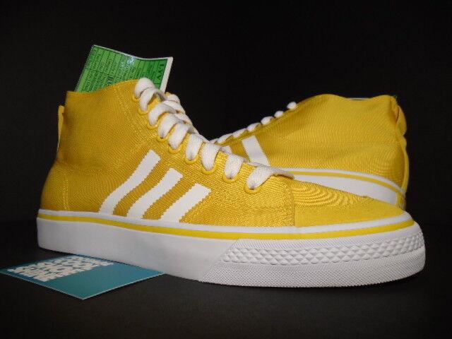 Adidas nizza classico 78 - campione bianco blu giallo inedito su tutte le furie super 9