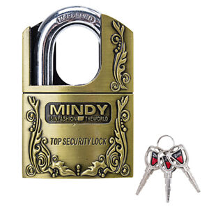 Mindy-Zinc-Alloy-Anti-Theft-Padlock-Shackle-Lock-with-Keys-Sport-Gym-Locker