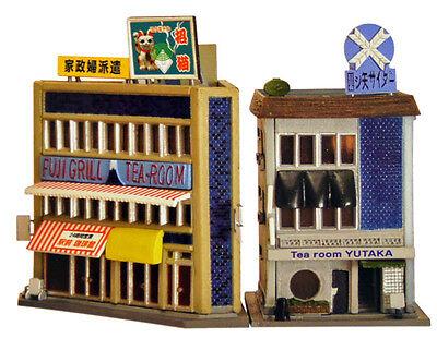 Tomytec (Building 084-2) Tearoom & Coffee Shop B 1/150 N scale