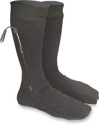 Gears Canada 100274-1-L Gen X-4 Heated Socks Lg Black Large 3431-0256