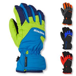 Ziener Jungen Handschuhe Lizzard AS Gloves Junior