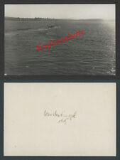 Foto Konstantinopel Kriegsmarine Truppentransport Bosporus Osmanen Türkei 1915