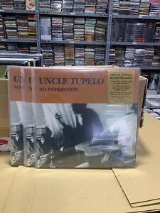 Uncle Tupelo LP No Depression Crystal Clear Vinyl 2020