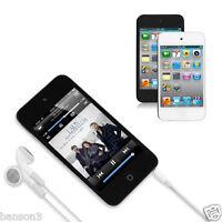 iPod Touch 4th Generation 8GB / 16GB / 32 GB / 64GB Black & White MP3 Player