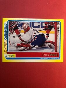 2013-14-O-Pee-Chee-Sticker-Card-S-CA-Carey-Price-Montreal-Canadiens-Insert-SP
