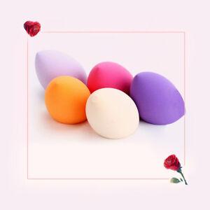 Makeup-Foundation-Sponge-Blender-Blending-Puff-Flawless-Powder-Beauty-5-Colors