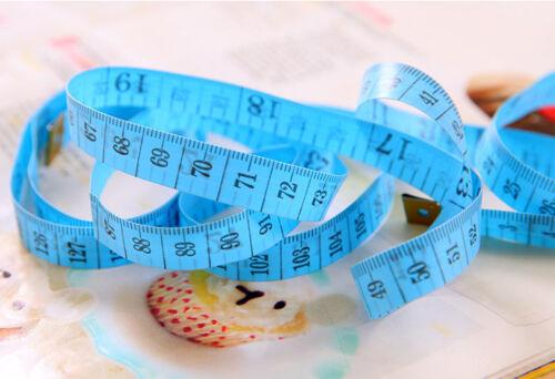 1.5M cinta Medición Retráctil ropa cuerpo Dressmaker Medidora sólo Cms