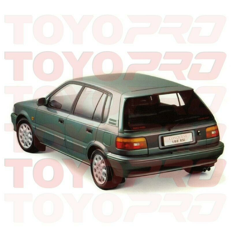 Toyota Conquest Service Kits Car Parts and Spares for Sale. ToyoPro