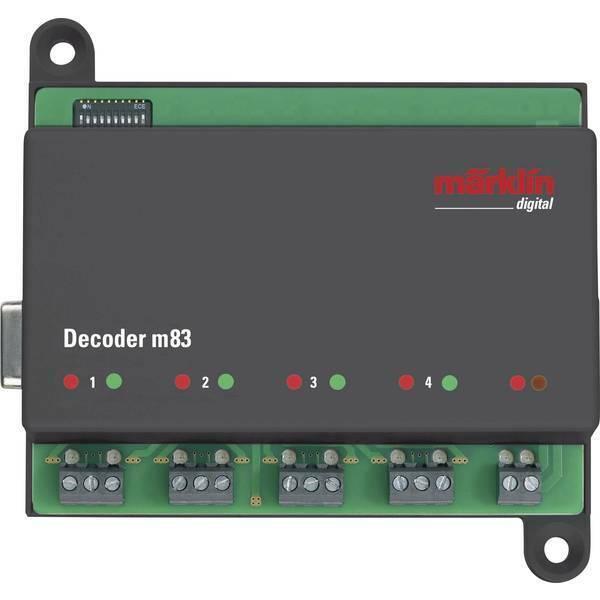 Decodificatore di commutazione mrklin 60832 m83 modulo